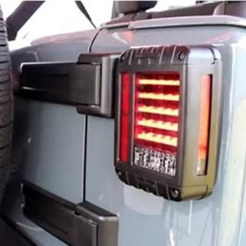 feu arrière pour jeep Wrangler JK