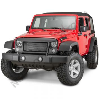 Calandre Avenger Jeep JK