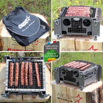Barbecue LR defender