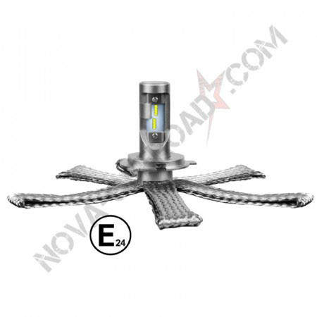 Ampoules Led H4 Normes Emark