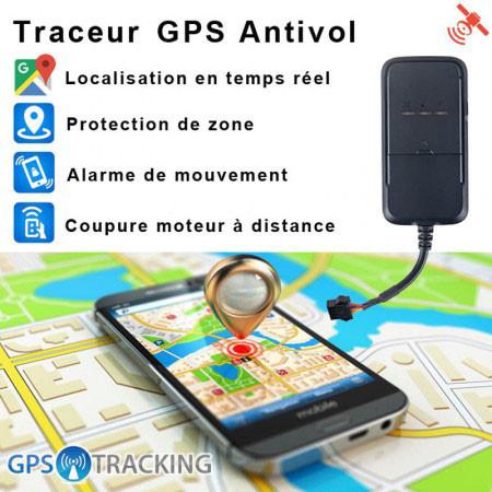 Traceur GPS antivol Essentiel