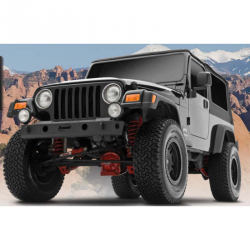 Kit rehausse Jeep wrangler TJ