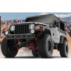 Kit rehausse Jeep wrangler TJ