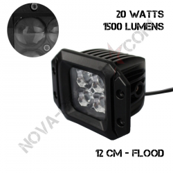 Phare led encastrable 20w