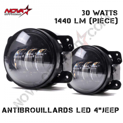Antibrouillard LED 4""
