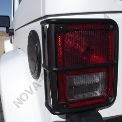 Protection de feu arrière Jeep Wrangler JK