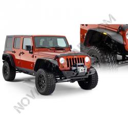 Kit ailes plates Jeep Wrangler JK
