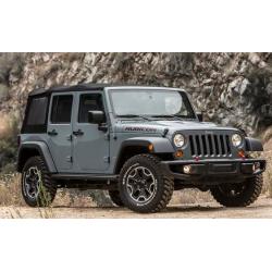 Pare choc M10 avant pour Jeep JK