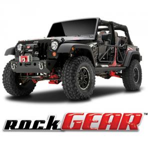 RockGear / Equipement JEEP