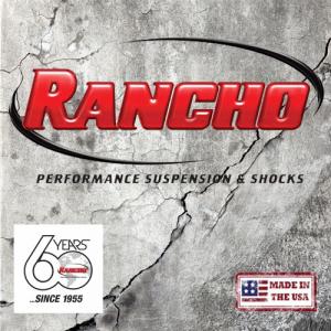 Suspensions Rancho®