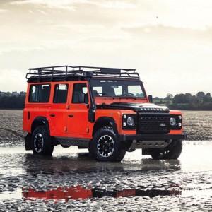 Accessoires Land Rover