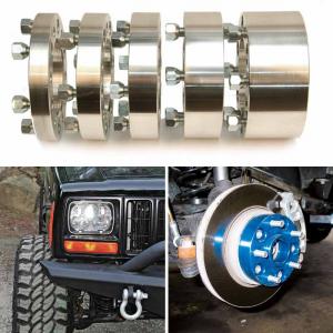 Elargisseurs de voie pour jeep, suzuki, nissan, land rover et ranger rover